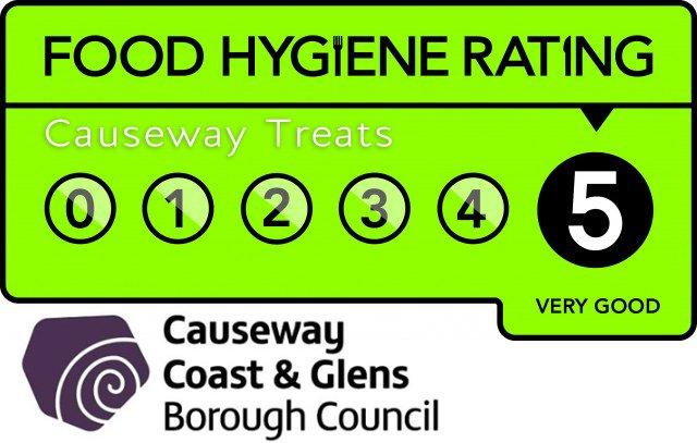 5 star rating bakery